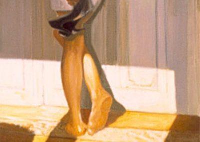 1988 Ritz#1-23x59 - acrylic canvas