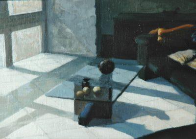 1992 Diadema Roja-36x92 cm - acrilyc canvas