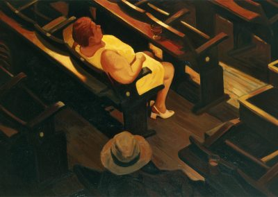 1999 Molino#3-193x97 cm - acrylic canvas