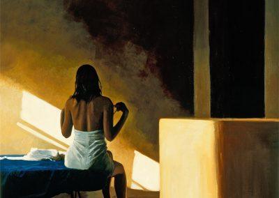 2001 Tesoro 110x110 cm - acrylic on canvas