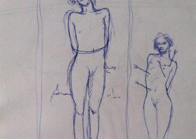 2016 pen sketch01