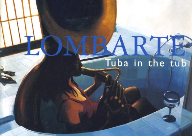 """Tuba in the tub "" 2001"